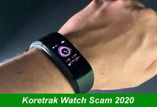 Koretrak Watch Scam 2020 Mece