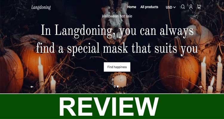 Langdoning Mask Reviews 2020