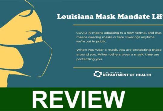 Louisiana Mask Mandate Lifted 2020