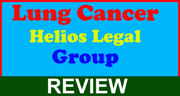 Lung Cancer Helios Legal Group 2020