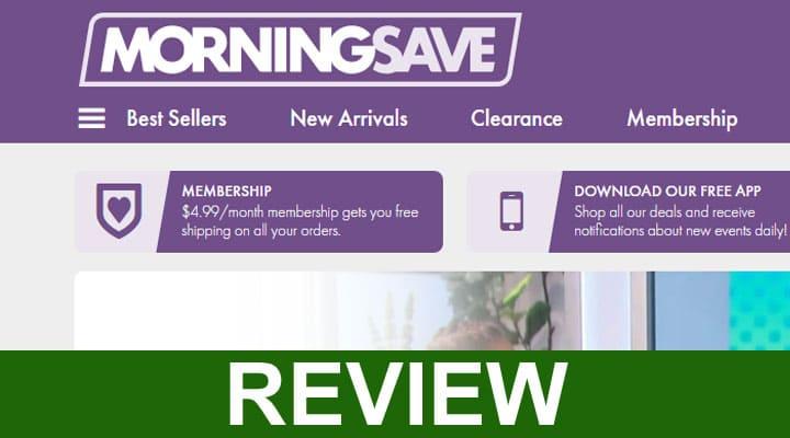 Morningsave com The Talk 2020