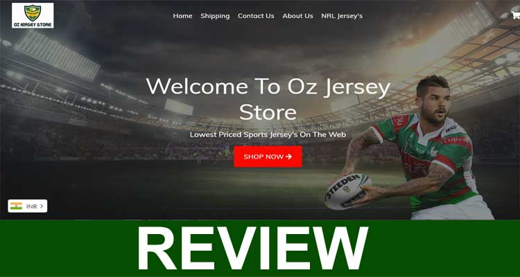 Oz Jersey Store Reviews 2020