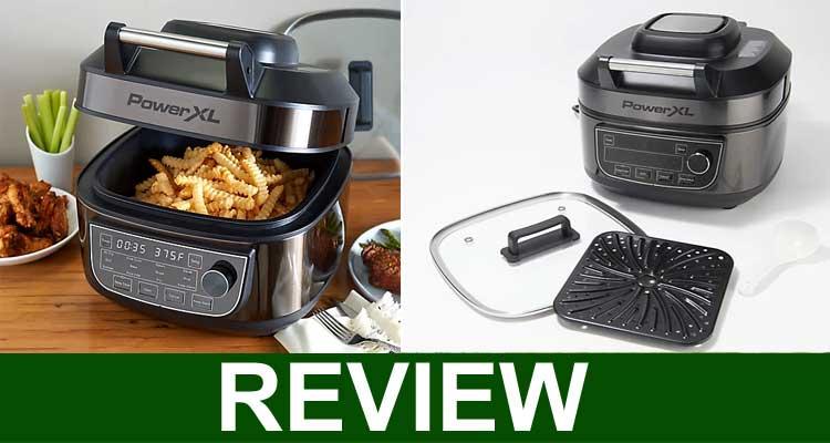 Power XL 1550w 6 Qt Reviews 2020