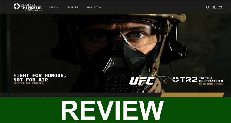 Protect the Fighter Mask Reviews 2020