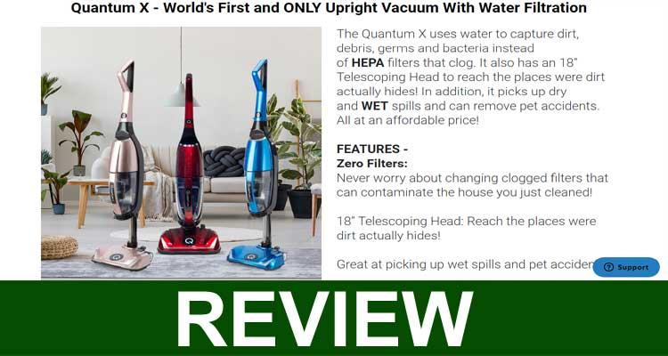 Quantum X Vacuum Reviews 2020