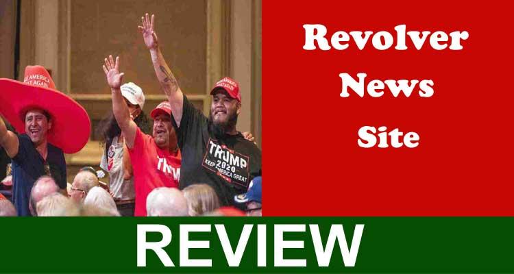 Revolver News Site 2020