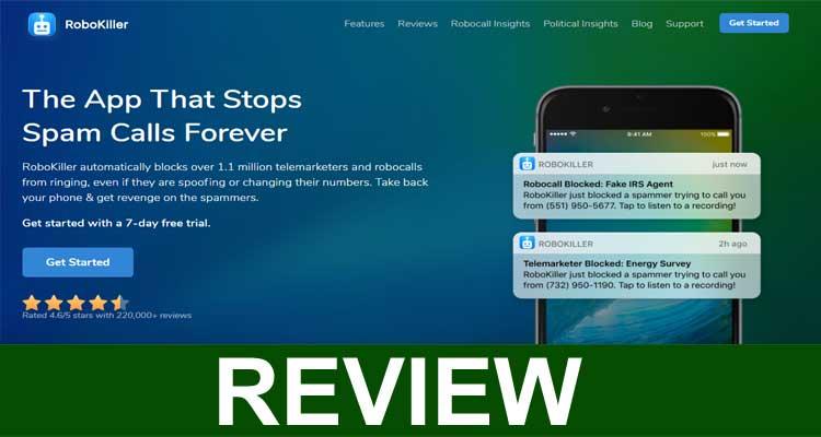 Robokiller App Reviews