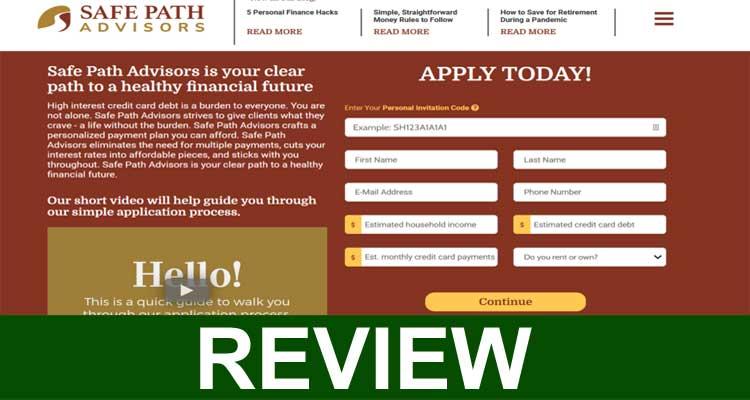 Safe Path Advisors Reviews 2020
