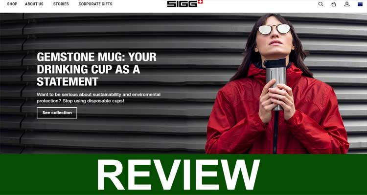 Sigg Vacuum Bottle 2020