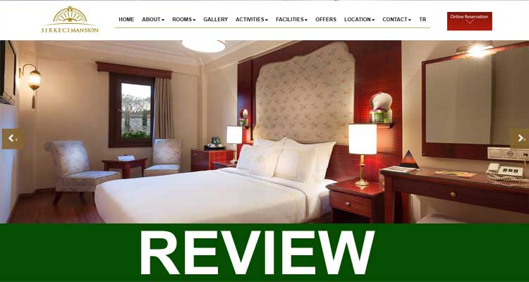 Sirkeci Mansion Reviews 2020