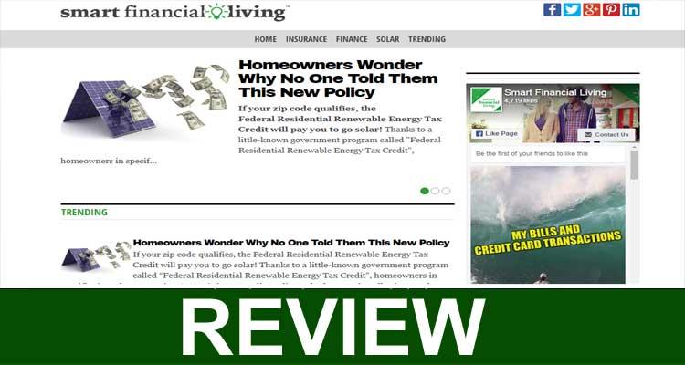 Smart Financial Living Reviews 2020
