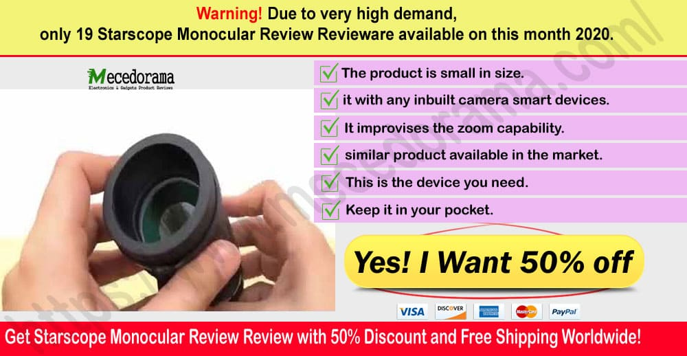 Starscope Monocular Where to Buy