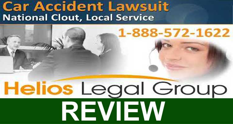 Vehicle Accident Helios Legal Group Review