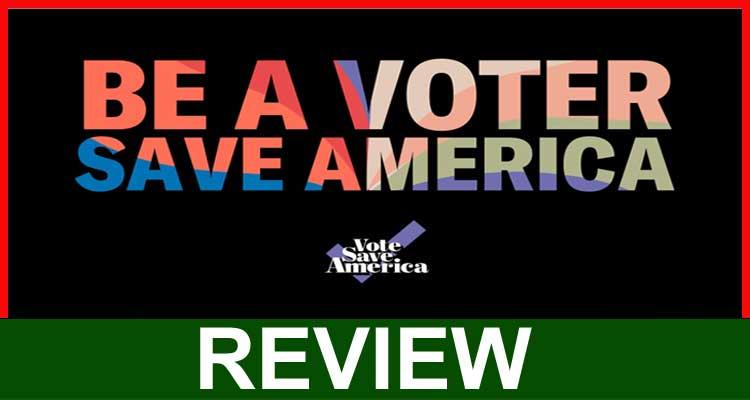 Vote Save America Ballot Tool 2020