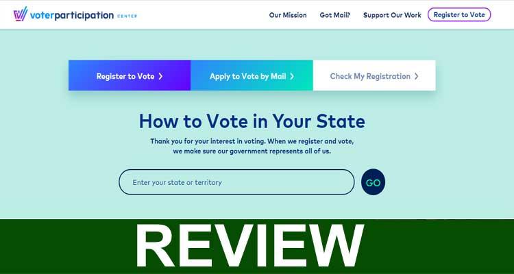 Voterparticipation.org Legit 2020