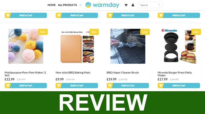 Warmday Reviews 2020
