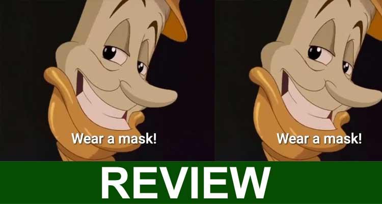 Wear a Mask Disney Song 2020