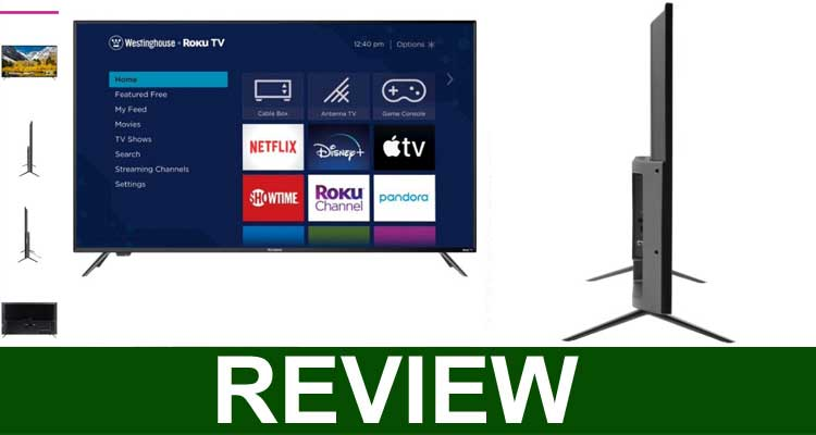 Westinghouse 65 inch TV Review 2020