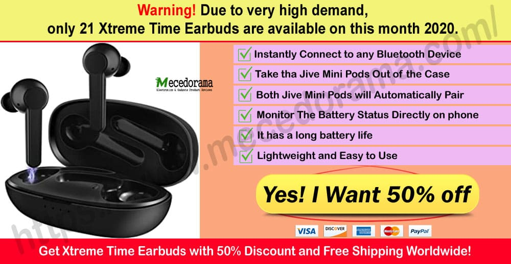 Xtreme Time Earbuds Where to Buy Mece