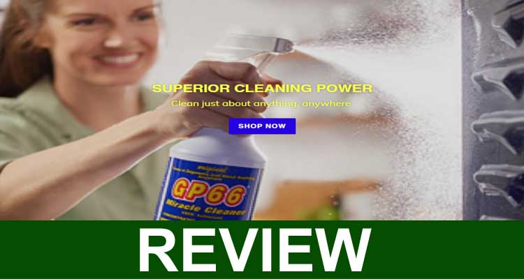 gp66 Miracle Cleaner Reviews 2020