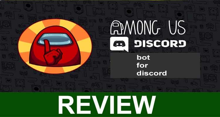Among Us Bot for Discord 2020