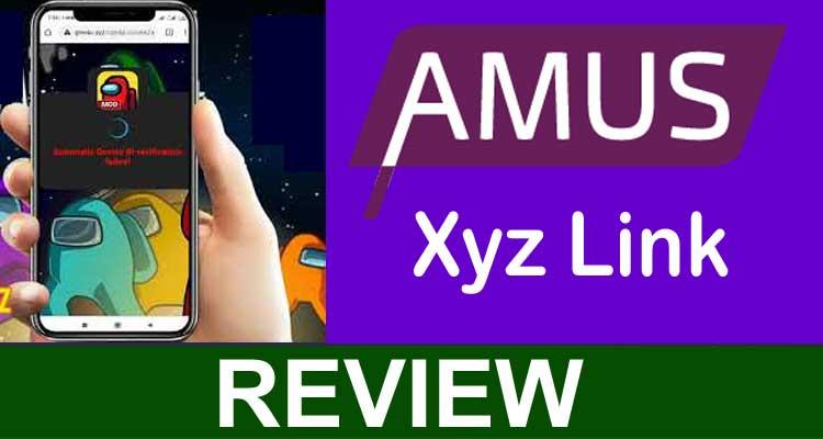 Amus. Xyz Link 2020