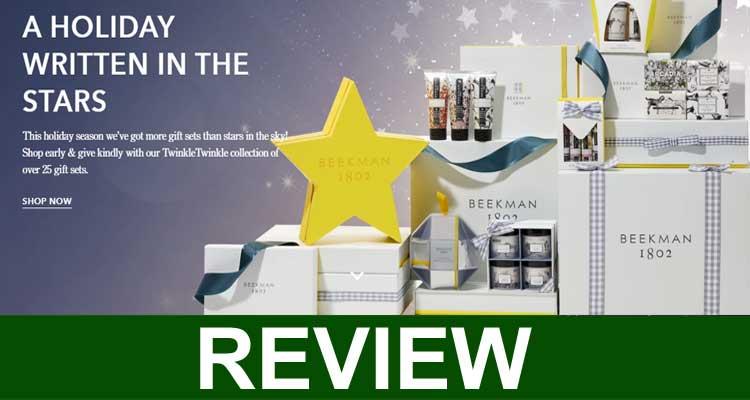Beekman 1802 Reviews (Nov 2020) Is This Legit Or Scam
