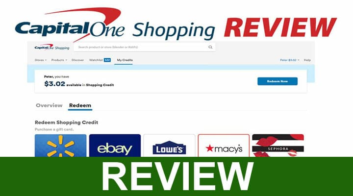Capital One Shopping Reviews 2020