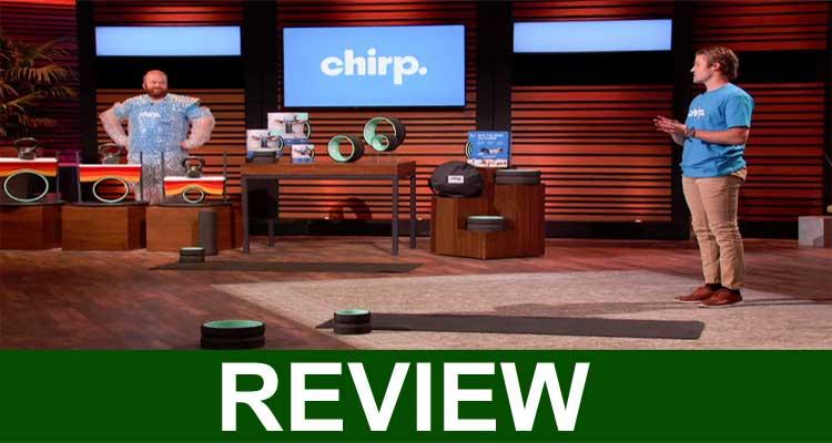 Chirp Wheel Shark Tank 2020