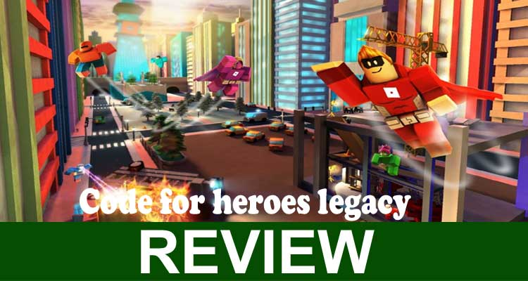 Code For Heroes Legacy 2020