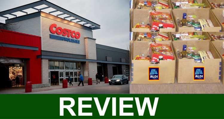 Costco Food Box Scam 2020