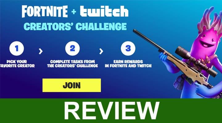 Creator Challenge Fortnite com 2020