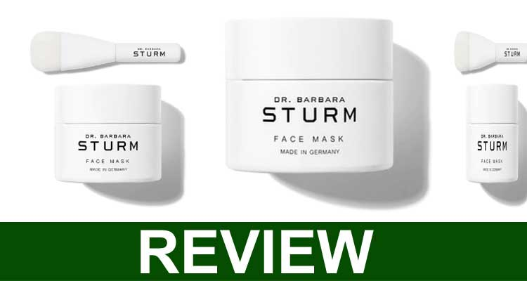 Dr Barbara Sturm Face Mask Reviews 2020