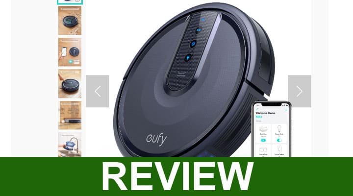 Eufy Robovac 25c WI-FI Connected Robot Vacuum Reviews 2020