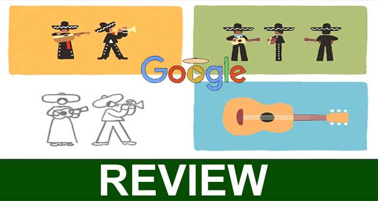 Google Celebrating Mariachi 2020