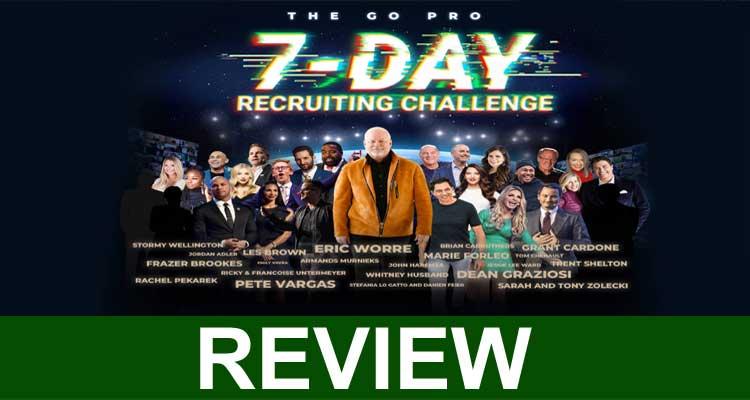 Gopro Recruiting Challenge Com Tracker 2020