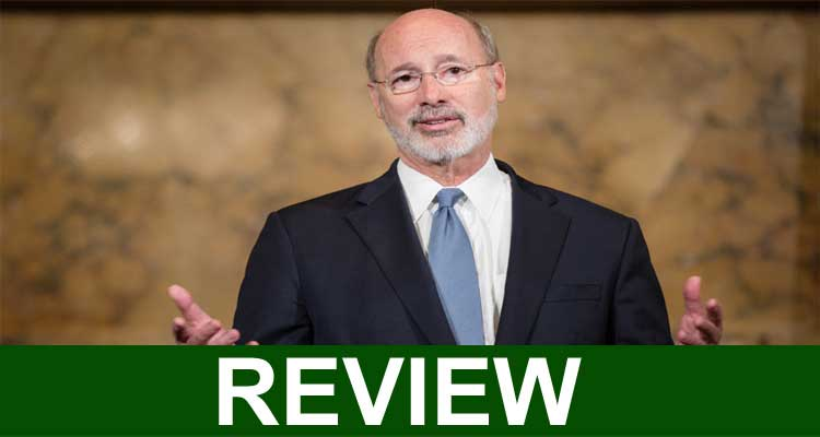Governor Wolf Thanksgiving Rules 2020
