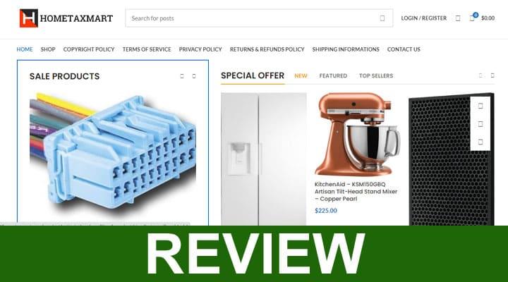 Hometaxmart Reviews 2020