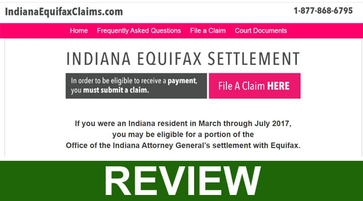 Indiana Equifax Claims Legit 2020