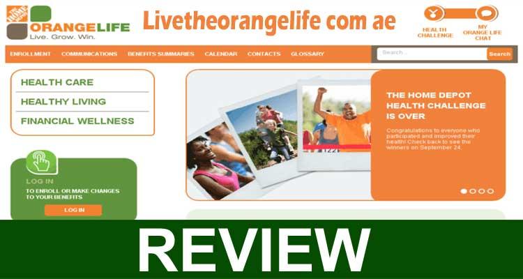 Livetheorangelife Com Ae 2020