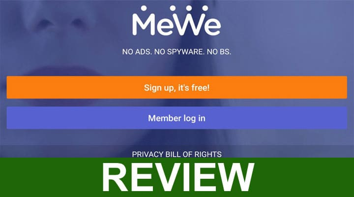 Mewe App for Android 2020