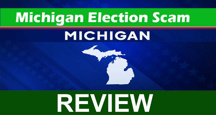 Michigan Election Scam 2020