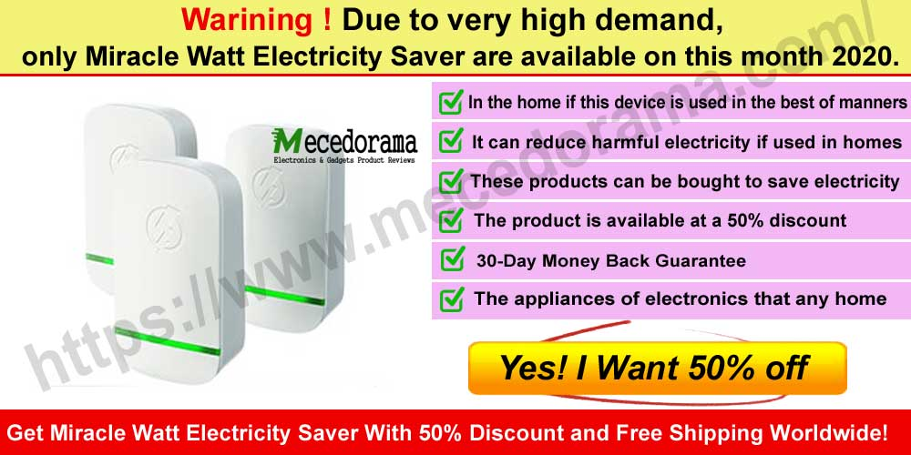 Miracle Watt Electricity Saver Reviews (Dec) Benefits! 2020