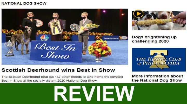 National Dog Show Com 2020 Mece