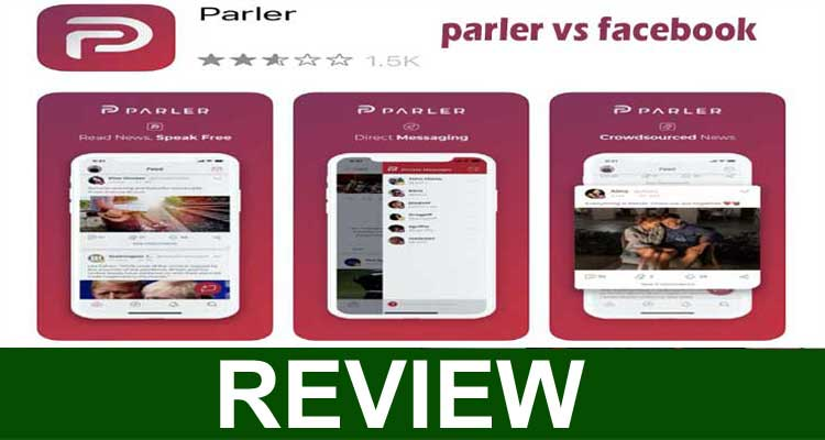 Parler vs Facebook 2020