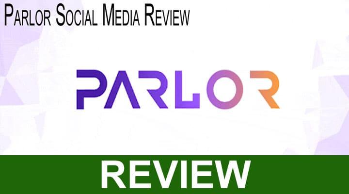 Parlor.com Social Media 2020