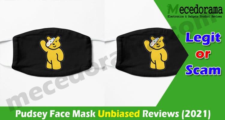 Pudsey Face Mask Reviews {Nov} How Useful & Legit-Mask