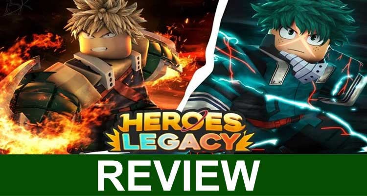 Roblox Heroes Legacy Codes 2020