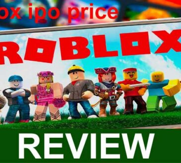 Roblox IPO Price 202