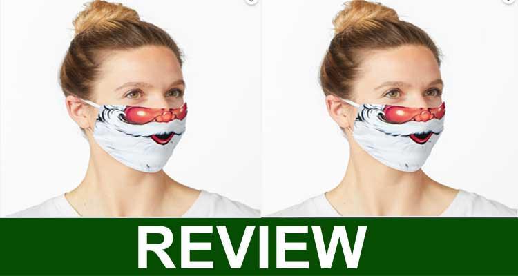 Santa Beard Face Mask Reviews 2020